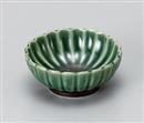 かすみ緑7㎝浅小鉢