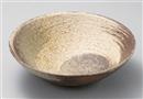 古陶白窯変盛鉢