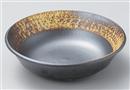 鉄砂黄刷毛90鉢
