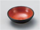 黒塗内朱3.8鉢