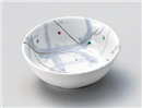 銀彩ちらし丸鉢