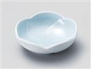 青磁梅型浅鉢