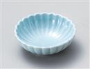 青磁菊型鉢