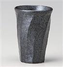 結晶黒フリーカップ