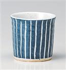 青釉立筋フリーカップ