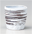 白化粧フリーカップ