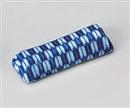 矢絣台形箸置き青