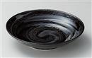 早瀬黒7.5ミツワ麺皿