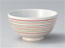 色千段茶碗