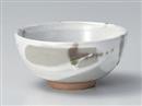 織部流茶碗