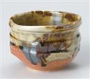 伊賀化粧手造り抹茶碗