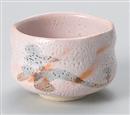 桜志野小抹茶碗