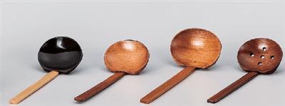 木製おたま(S)