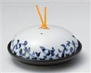 染付タコ唐草陶板鍋(大)