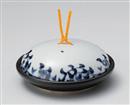 染付タコ唐草陶板鍋(小)