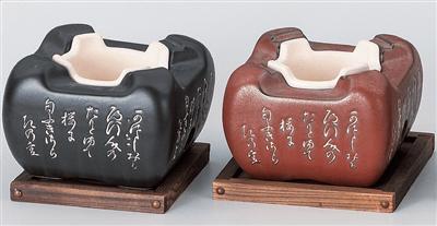 風雅コンロ(茶・大)