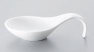白磁スプーン小皿