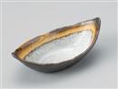 アカネ舟形小鉢