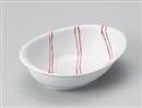 ストライプ(R)カレー鉢(小)