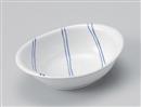 ストライプ(B)カレー鉢(小)