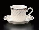 ブルーオルレアンコーヒーC/S(碗と受け皿セット)