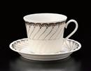 ブルーオルレアンアメリカンC/S(碗と受け皿セット)