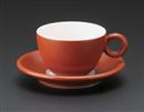 ブリオ(ブラウン)コーヒー碗(碗のみ-受け皿なし)