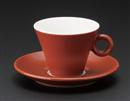 パレルモコーヒーC/S BR(碗と受け皿セット)