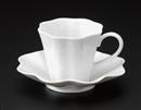 白花弁コーヒーC/S(碗と受け皿セット)