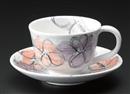 手描輪花コーヒーカップ(碗のみ-受け皿なし)