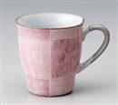 ピンク色十草マグ
