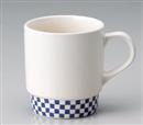 青市松マグカップ