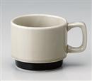 北欧グレーコーヒー碗