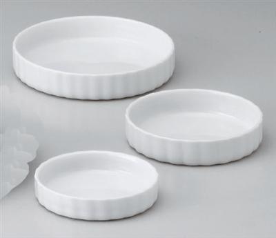 白パイ皿(小)