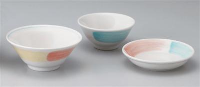 三色パステル3.6スープ碗