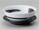 黒20㎝受皿(メラミン)