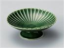 かすみ緑高台デザート皿