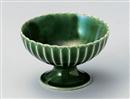 かすみ緑高台デザート碗