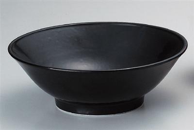 黒マット9.0反型鉢