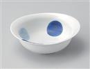 二色丸紋スープ碗