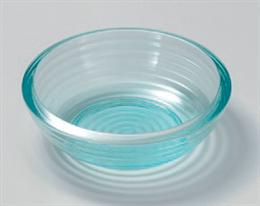 [AC]千筋鉄鉢 ブルー4寸