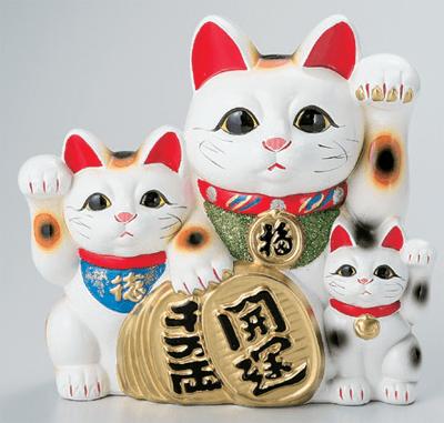 白三匹猫10号