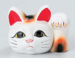 白見守り猫(小)