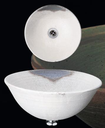 雲彩手洗鉢