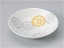 黄れんこん4.5浅鉢
