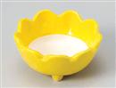 黄白花型小鉢(大)
