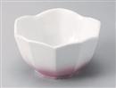 ピンク吹桔梗型小鉢(大)
