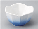 ルリ吹桔梗型小鉢(大)