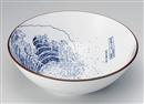 白波大盛鉢