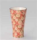 菊の小路トールカップ(ピンク)